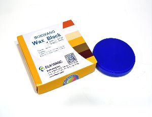 Bukwang Wax Block - Blue  (570)